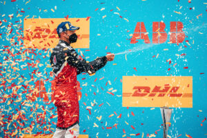 André Lotterer, TAG Heuer Porsche Formel-E-Team Valencia 2021