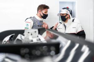 FIA WEC 6 Hours of Spa Porsche GT Team (#92), Kevin Estre (F), Neel Jani (CH) (l-r)
