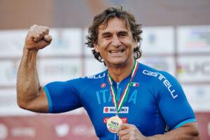 Corridonia (ITA) 10th May 2019 - Para Cycling World Cup - Individual Time trial - BMW Brand Ambassador Alessandro Zanardi (ITA).