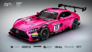 RAM Racing GTWC Endurance Cup 2021 Mercedes AMG GT3
