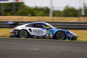 ADAC GT Masters, 3. + 4. Rennen Nürburgring 2020 - Foto: Gruppe C Photography; #91 Porsche 911 GT3, Team Joos Sportwagentechnik: Michael Joos, Julien Andlauer