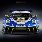 Team Joos Sportwagentechnik ADAC GT Masters 2021 Porsche 911 GT3 R