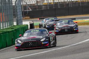 DTM, 1. Test Hockenheimring 2021 - Foto: Gruppe C Photography; #12 Mercedes-AMG GT3, Haupt Racing Team: Maximilian Götz