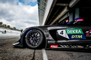 DTM, 1. Test Hockenheimring 2021 - Foto: Gruppe C Photography; #4 Mercedes-AMG GT3, Haupt Racing Team: Maximilian Götz