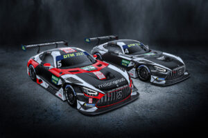 HRT Haupt Racing Team DTM 2021 Mercedes-AMG GT3