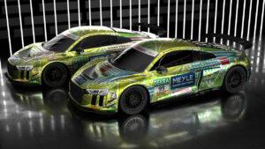 T3 Motorsport ADAC GT4 Germany 2021 Audi R8 LMS GT4
