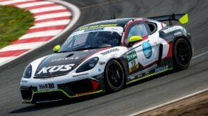 KÜS Team Bernhard Porsche Cayman 718 GT4 ADAC GT4 Germany 2021