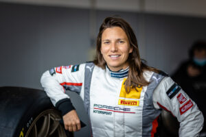 ADAC GT Masters, 1. + 2. Rennen Oschersleben 2021 - Foto: Gruppe C Photography; #7 Porsche 911 GT3 R, Precote Herberth Motorsport: Simona De Silvestro