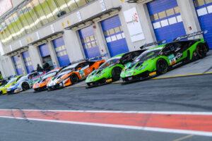 GRT Grasser Racing Team ADAC GT Masters Lamborghini Huracan GT3 Evo 2021