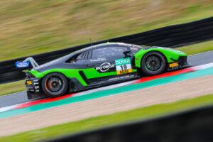 GRT Grasser Racing Team ADAC GT Masters Oschersleben 2021 Lamborghini Huracan GT3 Evo
