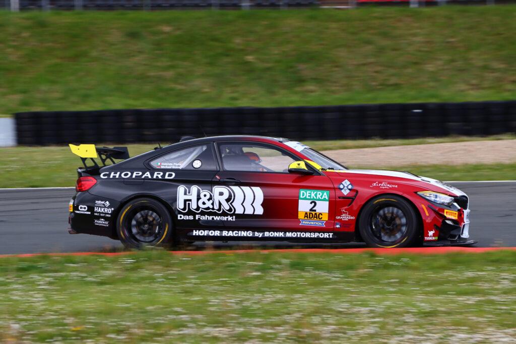 Hofor Racing by Bonk Motorsport BMW M4 GT4 ADAC GT4 Germany Oschersleben 2021