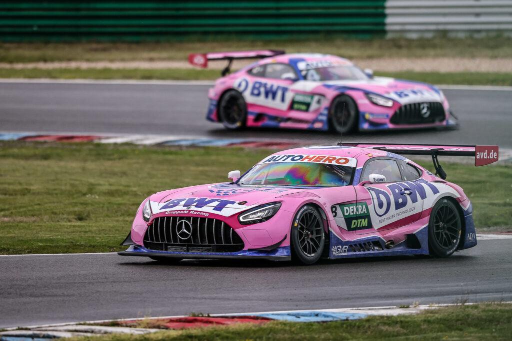 DTM, 2. Test Lausitzring 2021 - Foto: Gruppe C Photography; #8 Mercedes-AMG GT3, GruppeM Racing: Daniel Juncadella