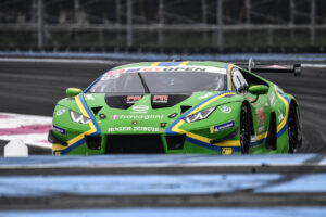 International GT Open Paul Ricard 2021 Lamborghini Huracan GT3 Evo VS Racing