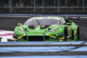 International GT Open Paul Ricard 2021 Lamborghini Huracan GT3 Evo VS Racing