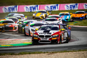 ADAC GT4 Germany, 1. + 2. Rennen Oschersleben 2021 Bonk Motorsport BMW M4 GT4 Michael Schrey Gabriele Piana