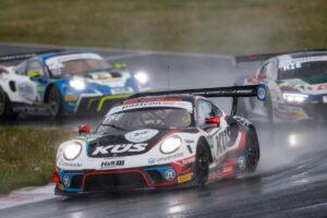 ADAC GT Masters Oschersleben 2021 KÜS Team Bernhard Porsche 911 GT3 R