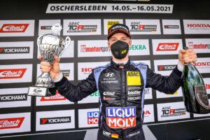 ADAC TCR Germany, 1. + 2. Rennen Oschersleben 2021 - Luca Engstler