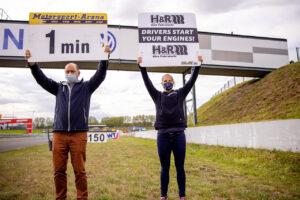 ADAC GT Masters, 1. + 2. Rennen Oschersleben 2021 - Tina Hermann