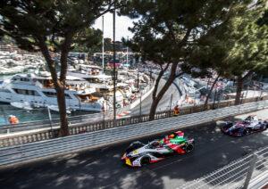 Formula E, Monaco E-Prix 2019Audi e-tron FE05 #11 (Audi Sport ABT Schaeffler), Lucas di Grassi