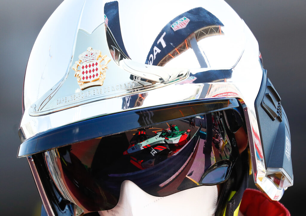 Formula E, Monaco E-Prix 2021 Audi e-tron FE07 #33 (Audi Sport ABT Schaeffler), René Rast