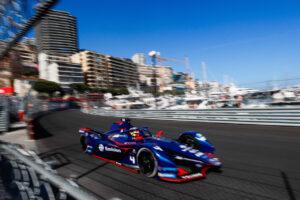 Formula E, Monaco E-Prix 2021 Audi e-tron FE07 #04 (Envision Virgin Racing), Robin Frijns