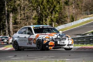 Racewerk Motorsports BMW 325i N24h Quali 2021