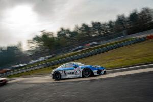 Mühlner Motorsport Porsche Cayman 718 GT4 NLS3 2021