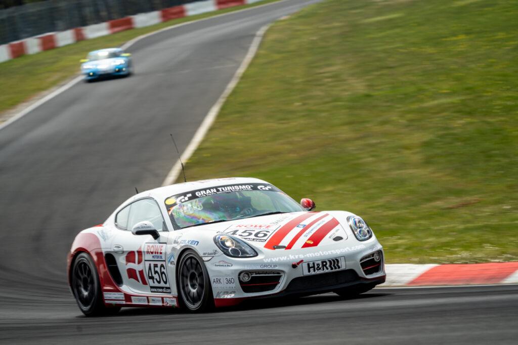 KRS Motorsport Porsche Cayman NLS3 2021