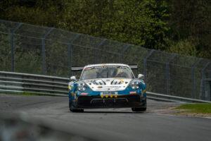 Black Falcon Porsche 911 GT3 Cup MR NLS3 2021