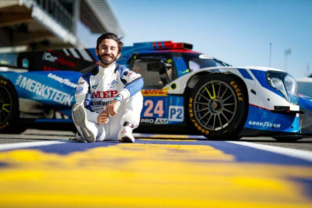 Gabriel Aubry Era Motorsport ELMS 2021
