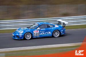 Four Motors Porsche 911 GT3 NLS3 2021