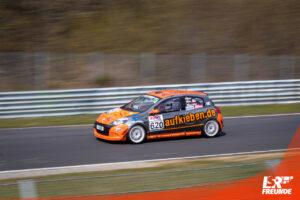 aufkleben.de Motorsport Renault Clio RS NLS3 2021