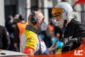 ROWE Racing Hans-Peter Naundorf N24h Quali 2021