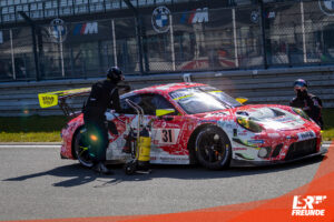 Frikadelli Racing Porsche 911 GT3 R N24h Quali 2021