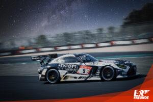 Symbolbild GetSpeed Mercedes-AMG GT3 N24h Quali 2021