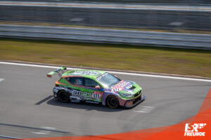 Seat Cupra TCR Bonk Motorsport N24h Quali 2021