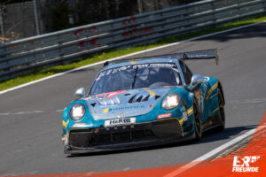 Black Falcon Porsche 911 GT3 Cup MR N24h Quali 2021