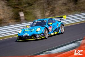 Huber Motorsport Porsche 911 GT3 R N24h Quali 2021