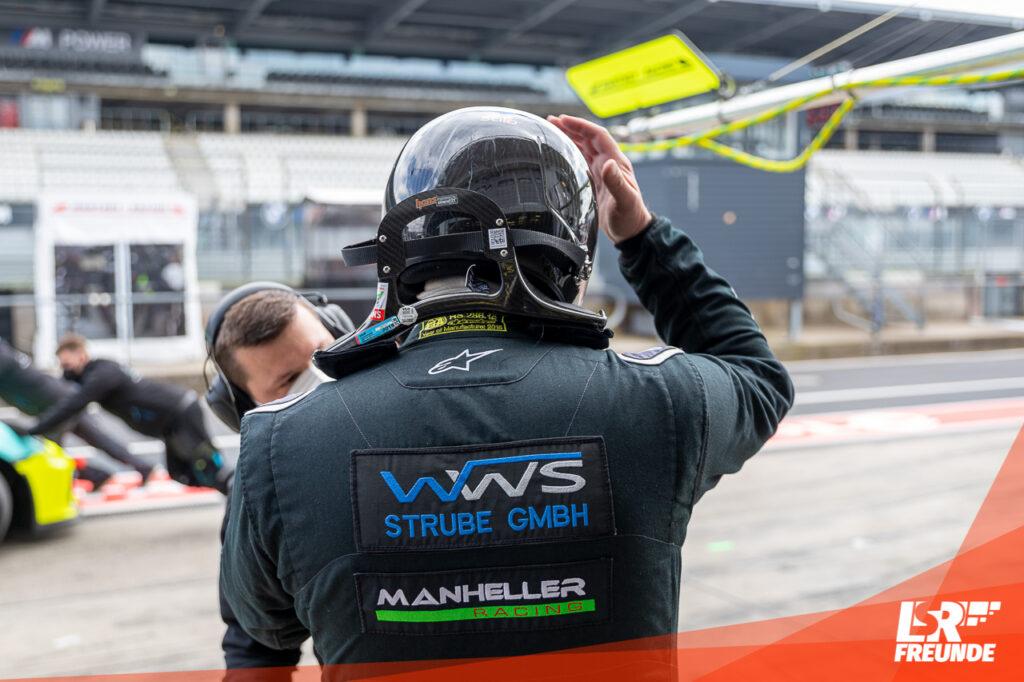 Manheller Racing Kurt Strube NLS3 2021