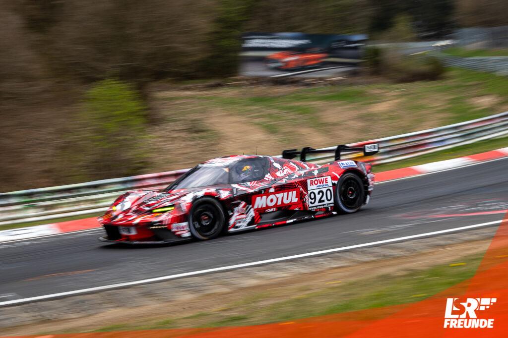 Teichmann Racing KTM X-BOW GTX NLS3 2021