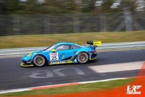 Huber Motorsport Porsche 911 GT3 R NLS3 2021