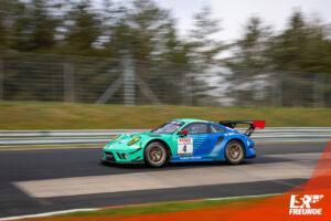 Falken Motorsports Porsche 911 GT3 R NLS3 2021