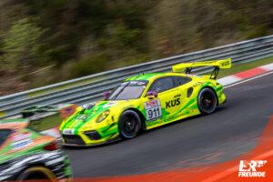Manthey Racing Porsche 911 GT3 R NLS3 2021