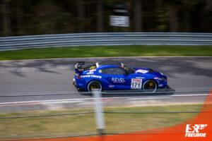 Ring Racing Toyota GR Supra GT4 NLS3 2021