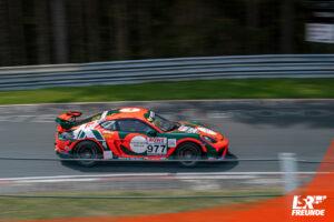 KKrämer Racing Porsche Cayman NLS 3 2021