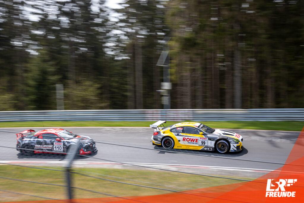 ROWE Racing BMW M6 GT3 NLS3 2021