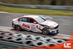 AVIA Sorg Rennsport BMW 330i NLS3 2021