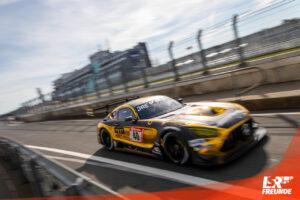 10Q Racing Team Mercedes-AMG GT3 N24h Quali 2021