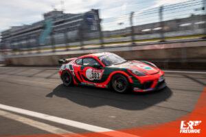 KKrämer Racing Porsche Cayman 2021 N24h Quali
