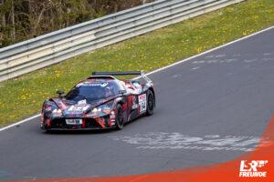 Teichmann Racing KTM X-BOW GT4 NLS3 2021